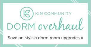 Kin Community Dorm Overhaul
