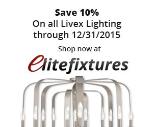 10% Off on All Livex Lightings