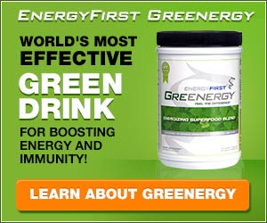World's Most Effective Green Superfood Drink!