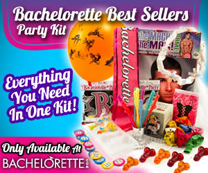 Popular Bachelorette Party Supplies