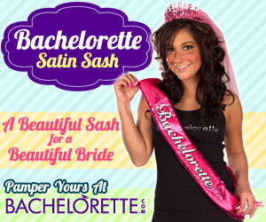 Pin Bachelorette Sash at Bachelorette.com