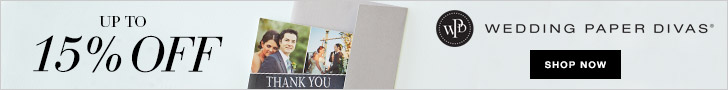 Wedding Paper Divas Thank You Cards