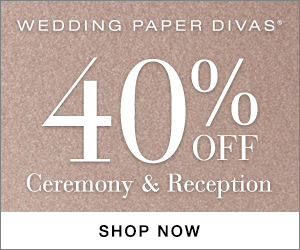 Wedding Paper Divas - Weekend Sale