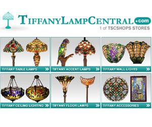 Tiffany Lamp, Tiffany Lamps, Tiffany Light