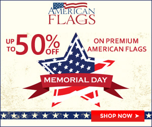 Americanflags.com - Upto 50% OFF on Premium American Flags during Memorial Day
