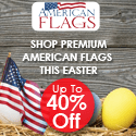 Americanflags.com - Save Upto 40% OFF on premium American flags