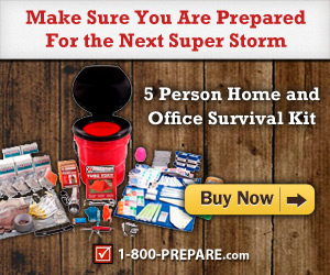 5 Person Deluxe Survival Kit