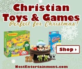 Christian Toys + Games at NestLearning.com