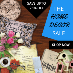 The Home Decor Sale
