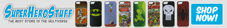 SuperHeroStuff - New Phone Cases!