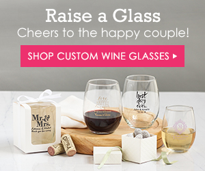 customized wine glasses