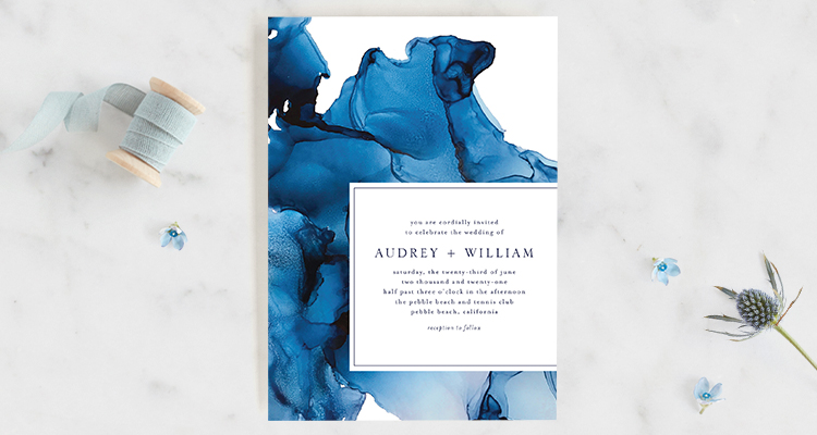 Wedding invitation wording that wont make you barf offbeat bride ok so now for specific unique wedding invitation wording examples stopboris Gallery
