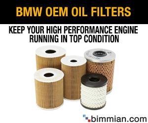 BMW OEM Oil Filters
