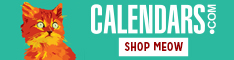 Shop Cats at Calendars.com Now!