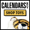 Shop Toys on Calendars.com