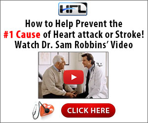 How To Help Prevent The #1 Cause Of A Heart Attack Or Stroke! Watch NOW