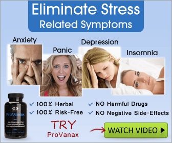 Provanax Supplement - Naturally eliminate anxiety and depression