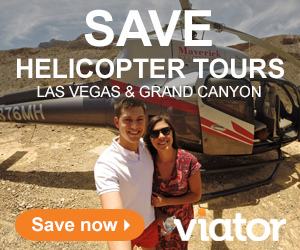 Helicopter Tours - Las Vegas & Grand Canyon