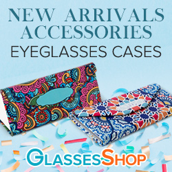 New accessory arrival - Eyeglass cases - Shop the selection including cleaning cloths, cases, tools