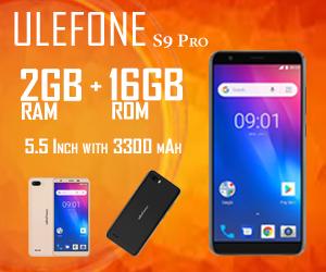 ULEFONE S9 Pro Mobile