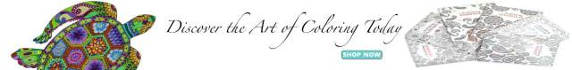 Discover Art of Coloring