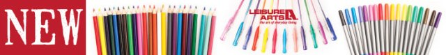 Coloring Pens and Pencils