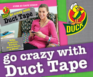 Duct Tape Crafts with Duck Tape