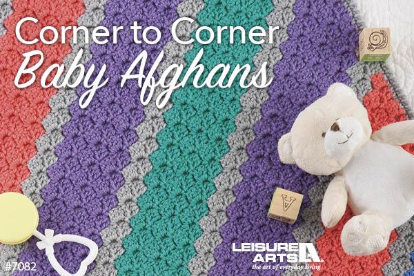 Crochet Baby Afghans