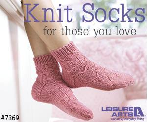 Knit Socks For Those You Love - 11 Original Designs By Edie Eckman