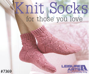 Knit Socks For Those You Love - 11 Original Designs By Edie Eckman