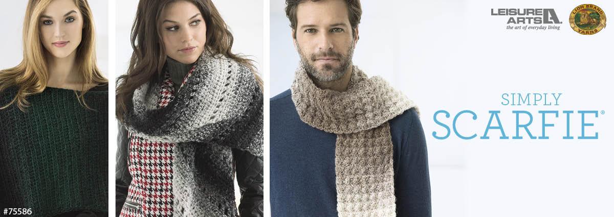 Crochet Simply Scarfie