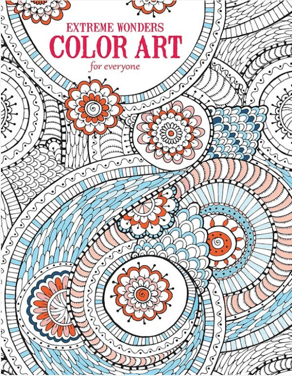 Adult Coloring Books for Everyone