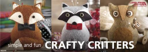DIY Crafty Critters