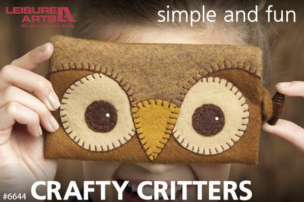 DIY Crafty Critters