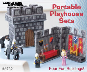 Portable Playhouse Sets