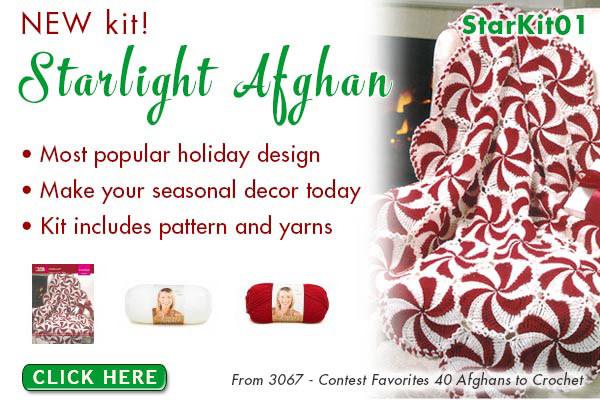 Starlight Afghan