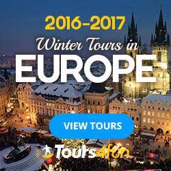Winter in Europe at Tours4Fun