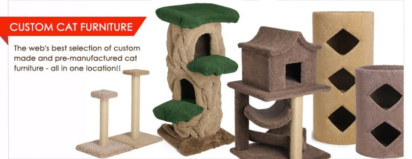 Custom Cat Furniture