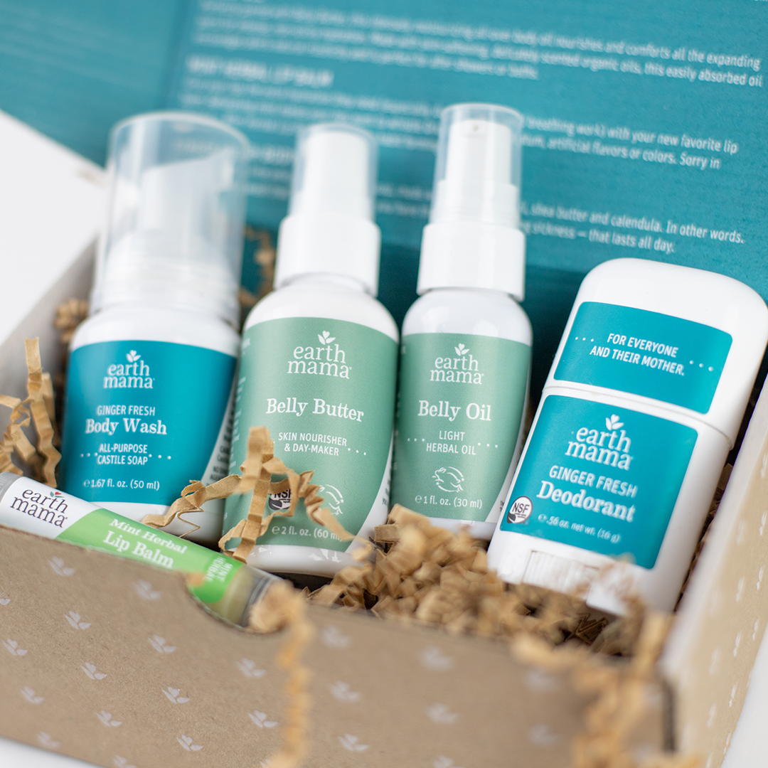 Earth Mama Organics - A Little Something for Mama-To-Be