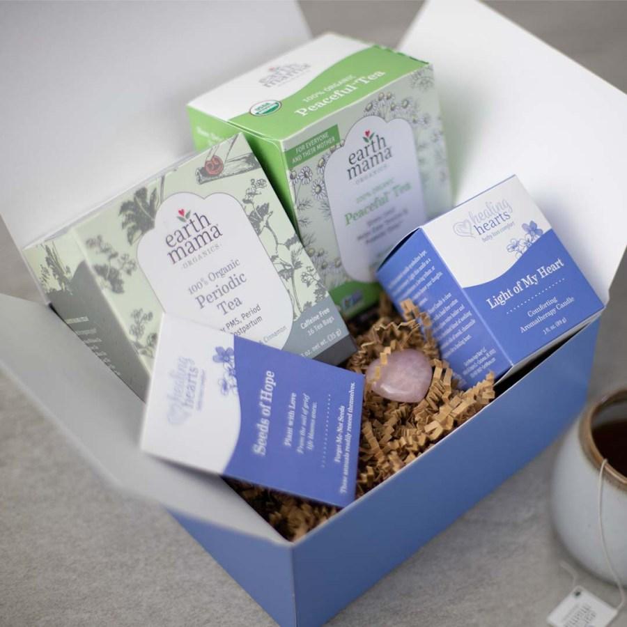 Earth Mama Angel Baby Healing Hearts Comfort Kit