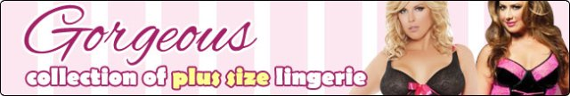 SpicyLegs.com-Plus Size lingerie at lowest prices.