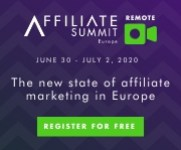 Attend Affiliate Summit West 2019