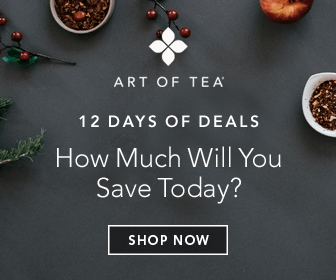 Art of Tea 12 Days of Deals
