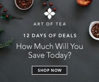Art of Tea 12 Days of Deals
