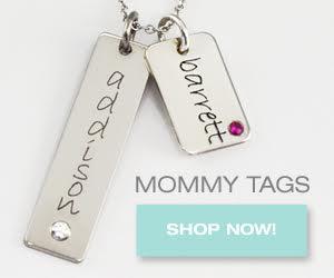 POSH Mommy Personalized Jewelry
