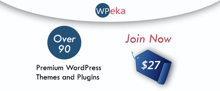 WPeka Club WordPress Themes and Plugins