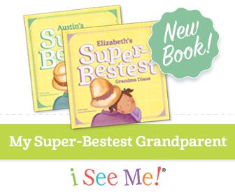 Super Bestest Grandparent