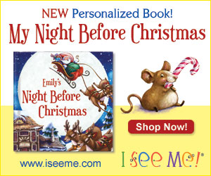 My Night Before Christmas from ISeeMe