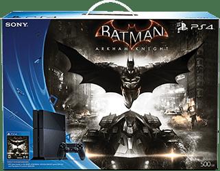 Win A PS4 Batman Arkham Knight Edition Bundle - Just Free Stuff