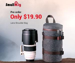 Lens Shoulder Bag